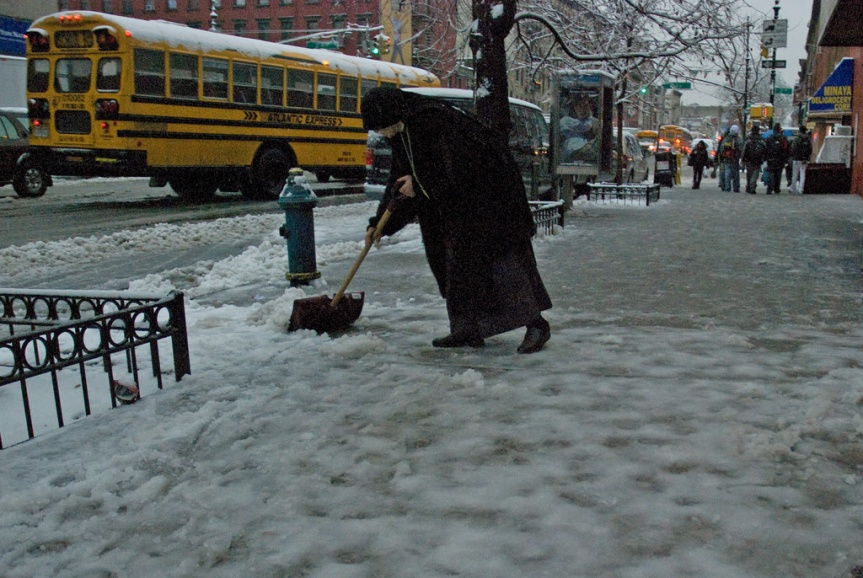 winter harlem