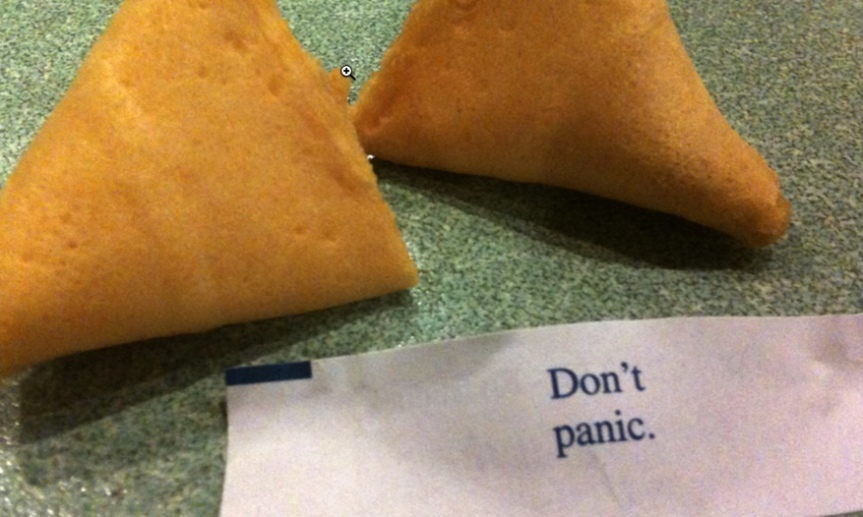 Can I Have My FortuneCookie?