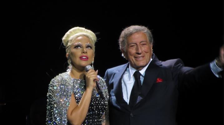 Tony Bennett & Lady Gaga Sang ForUs