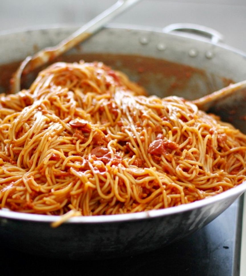 Spaghetti & GoodNews