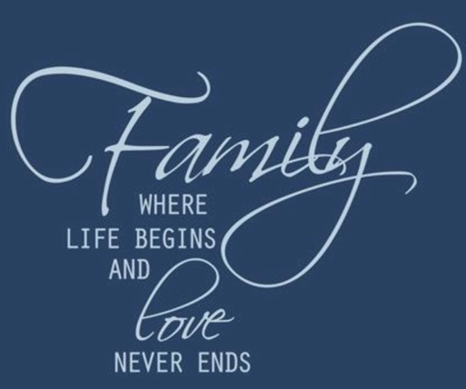 It's All About Family